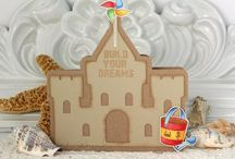 sandcastle cards
