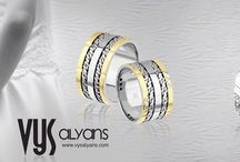 VYS weddingrings