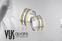 VYS weddingrings