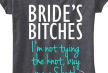 Bridesmaid idea's...