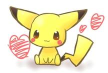 Pikachu pra minha miga