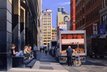 Nick Savides Paintings / Paintings by Nick Savides.