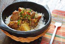 Recipes / by Jennifer Christianson