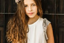 White / White outfits for kids