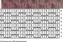 čiapky pletené