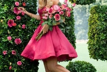 La Vie en Rose / A board full of images that remind me of the beautiful Yves Piaget Rose / by Julie K