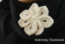 Heavenly Blossoms / From my home to yours....Heavenly Blossoms is about making accessories to gift, receive, or treat yourself.  Accessories add a touch of whimsy to any outfit!  :