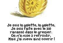 janvier la galette
