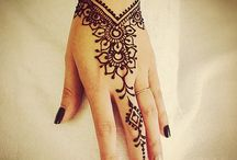 henna ideeën
