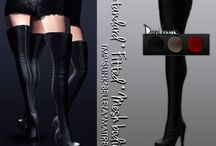 Second Life Boots, Shoes