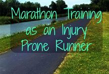 Marathons / Race recaps, training plans, training tips, fueling strategies, and everything in between.