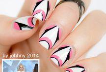 Taped/Striped/Geometric