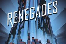 Renegades / Inspired by Renegades by Marissa Meyer (November 7, 2017).