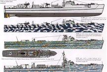Mimetiche navy