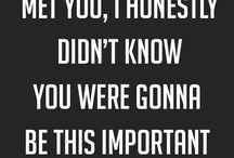Quotes / ☝️
