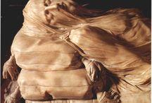 Beautiful sculptures / Ancient marble sculptures