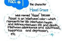 It's a Good Life, Hazel Grace / by Rebecca Noel