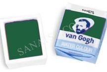 Talens Van Gogh 1/2 Tablet Sulu Boyalar / Alışveriş için  www.sanatsa.com