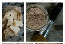 ihonhoito ja meikki