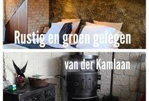 Van der Kamlaan - Delft / Ruim 5 kmr eengezinswoning voor wie rustig en in het groen wil wonen