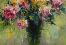 Artist JulieFord Oliver