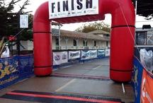 Big Sur Half Marathon / 9000 runners, 11-18-2012