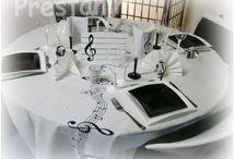 Décorations table mariage et thèmes / Retrouver ici des idées tendances de décorations pour un mariage chic original et réussi.