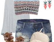 clothes/outfits I want
