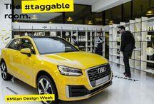 """The #untaggable Audi Q2 / #UNTAGGABLE Mit dem neuen Audi Q2 präsentiert Audi ein neues Fahrzeugkonzept, dass sich darüber definiert, undefinierbar zu sein. Der """"#taggable Room"""" ist Bestandteil einer neuen Event-Guideline von Audi, um den Audi Q2 einheitlich und aufmerksamkeitsstark weltweit einzuführen. Mehr auf www.mutabor.de"""