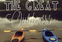 Great Outdoors / We love the great outdoors
