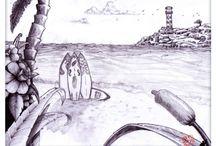 Drawings / Drawings by Me