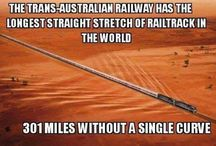 THE INDIAN PACIFIC RAILWAY