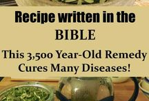Bible recipes