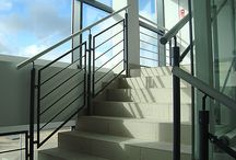 steel structures, railings, steel constructions, balustrades