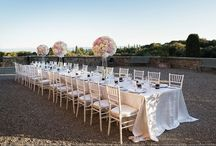 Romantic wedding