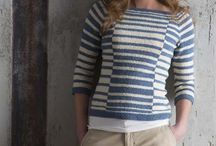 Knit inspiration-I want to try this. / Ideas and inspiration to try out.
