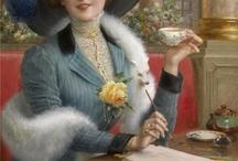 ❤️La Belle Époque - Victorian Époque 1870-1914❤️