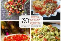 Tomatoes / Delicious recipes using tomatoes
