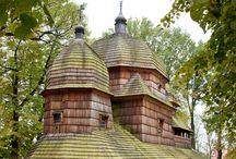 drewniane świątynie