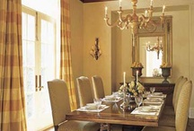 Dining rooms / by Ashley O'Rourke