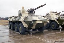 Armoured Personnel Carriers / APCs