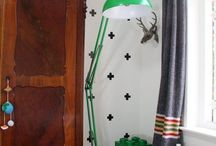 Kids rooms / Kids rooms with vintage objects