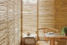 BAMBOO / LOCAL MATERIAL AND ECO FRIENDLY