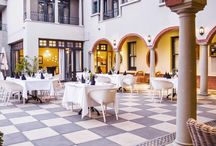 Dining in Style @ The Winston Hotel / Dining at The Winston is a mouth-watering affair.
