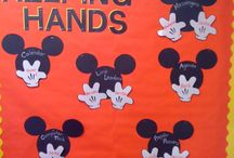 Disney Themed Classroom and Activities