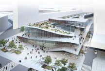 Architecture - gares