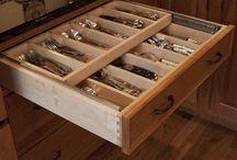 Storage/Organization: Kitchen / by Allison Lott