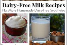 Food- Dairy free living