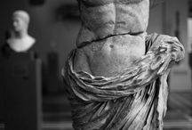 escult.griega torso