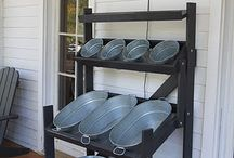 Storage and Organization / by Tabitha Downs